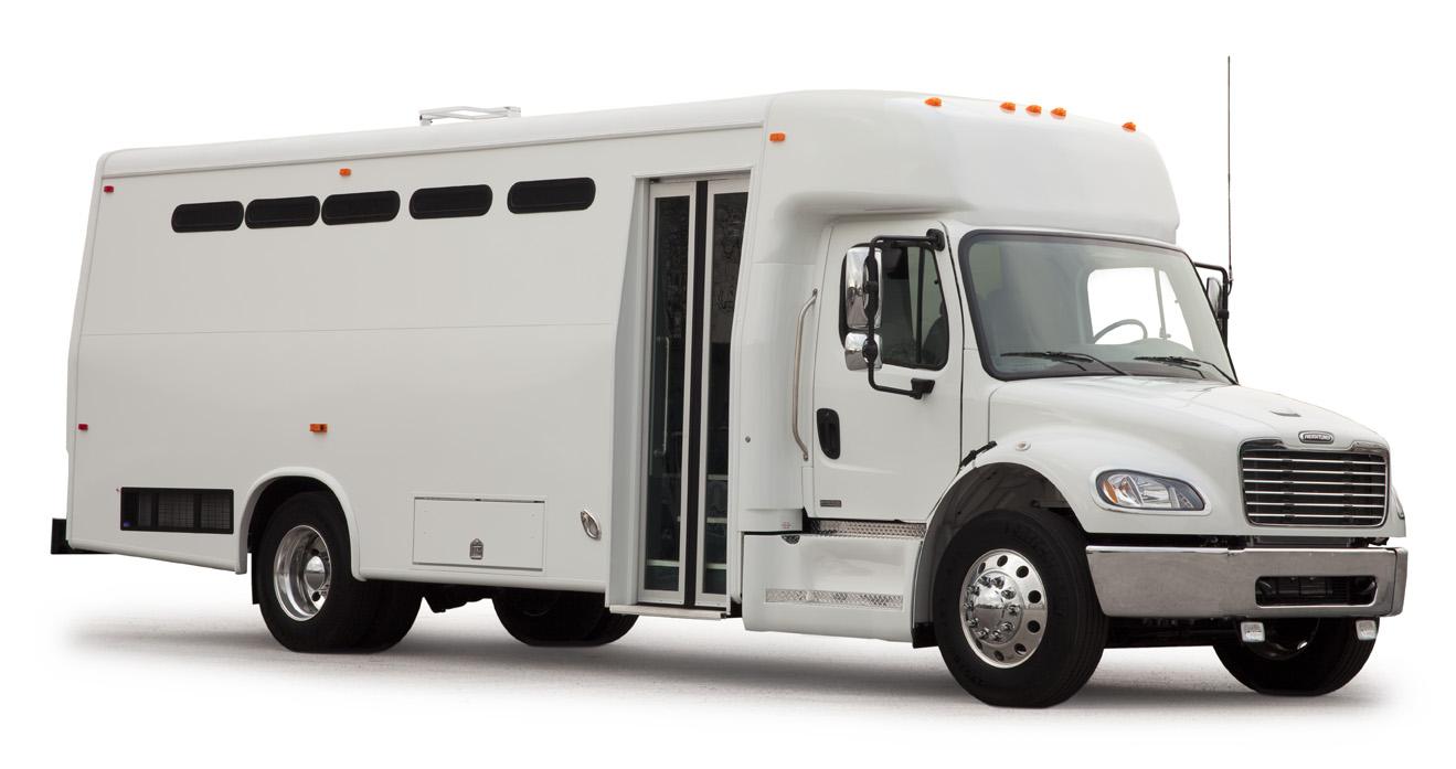 Gateway Coachworks :: Prisoner Transport